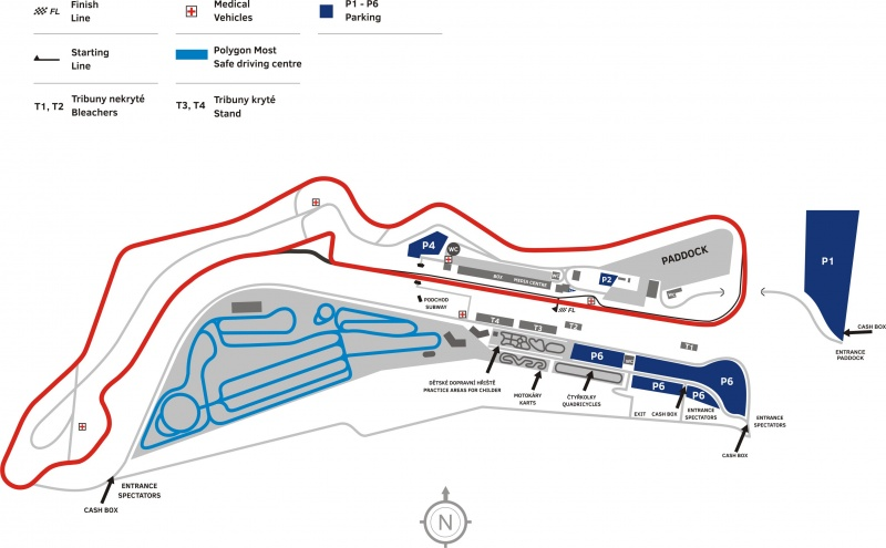 autodrom-most-mapa