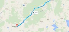 Silnice: Kramolín – Kvasetice cca 9 km Střídá se lesní silnice s kvalitním asfaltem, lesní silnice s nekvalitním asfaltem a široká okresní silnice s realtivně kvalitním povrchem Cesta lesem, do […]