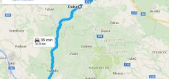 Silnice: Liběchov – Dubá – Doksy cca 30 km Poměrně velký provoz, vcelku dobrý povrch Silnice široká, přehledná Spousta malých vesniček Krásné prostředí i scenérie ČASTÝ VÝSKYT MOTORKÁŘŮ a už […]