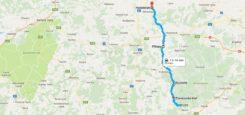 Silnice: Zbiroh – Terešovská Huť – Kostelík – Přílepy – Holedeček cca 65 km Poměrně malý provoz, vcelku dobrý povrch Silnice místy široká a přehledná Místy naopak úzká bez krajnic […]