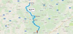 Silnice: Pavlíkov – Hřebečníky – Skryje – Líšná cca 30 km Poměrně malý provoz V první polovině dobrý povrch, za polovinou se zhorší (silnice je hodně hrbolatá, ale bez děr), […]