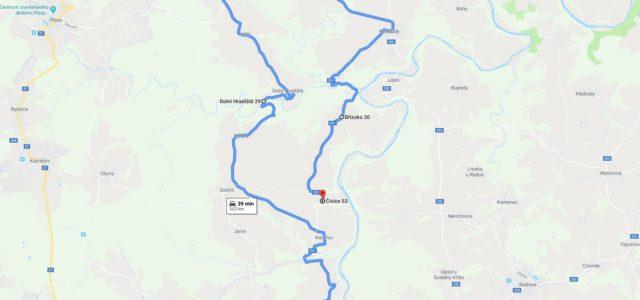 Okruh: Nynice – Dolní Hradiště – Kopidlo – Břízsko – Nynice cca: 35 km spíše kvalitní povrch střídá se les i louky jede se v údolí, u řeky, ale i […]